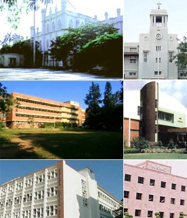 India's best medical colleges