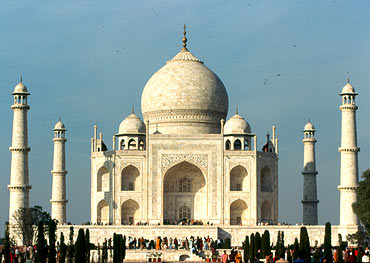 Agra's ageless allure