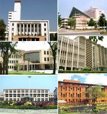 India's best engineering colleges