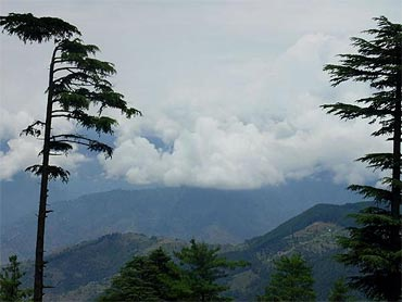 Patnitop, Jammu and Kashmir