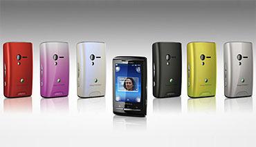 Sony Experia X10 Mini