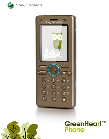 Sony Ericsson Greenheart