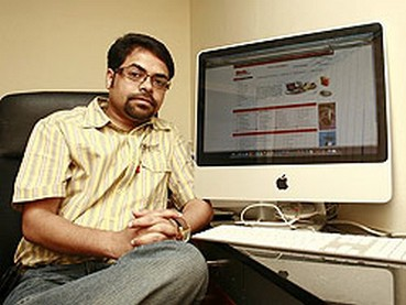 Sanjeet Das, Director, Words Infocom