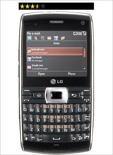 LG GW550: A 3G-enabled business phone at Rs 12.5K