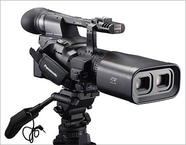 Panasonic 3D Camcorder