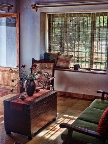 Restored Portuguese villa in Aldona, Goa