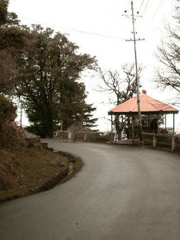 Dalhousie can be explored on foot in a matter of hours