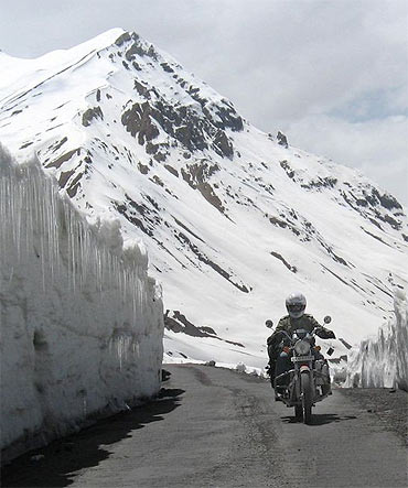 Himalayan Odyssey bike rally kicks off!