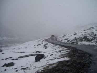 Rohtang Pass, Himachal Pradesh