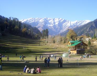 Solang Valley, Himachal Pradesh