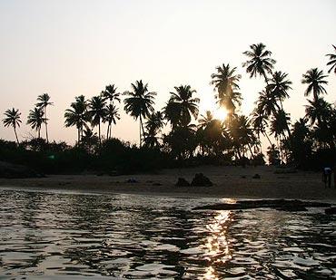 St Mary's Island, Karnataka