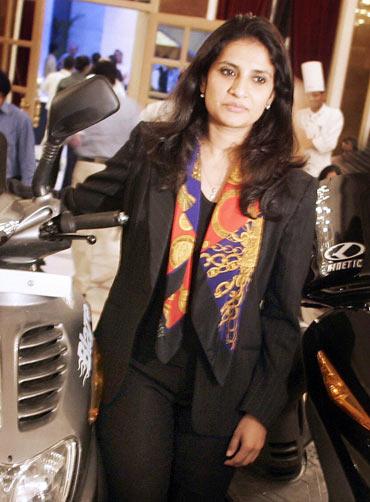 Sulajja Firodia Motwani Indian Entrepreneur And