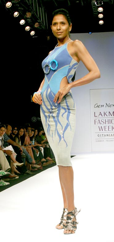 LFW: Bold 'n' beautiful designs from Gen Next