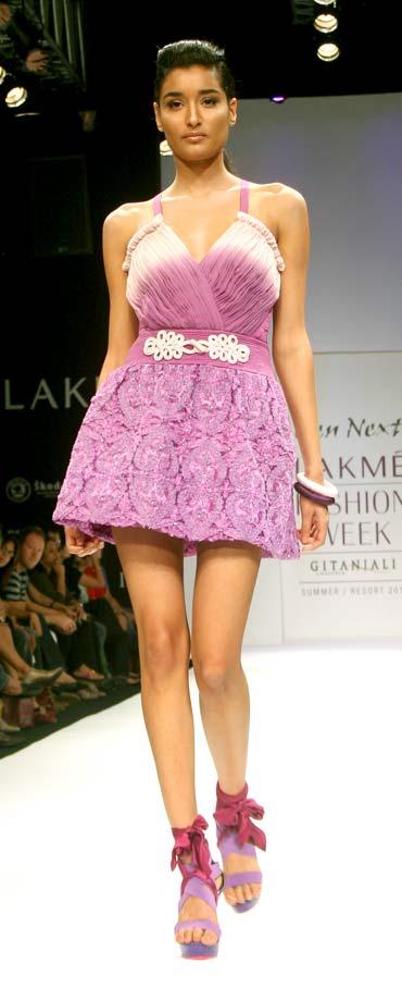 Textured trend