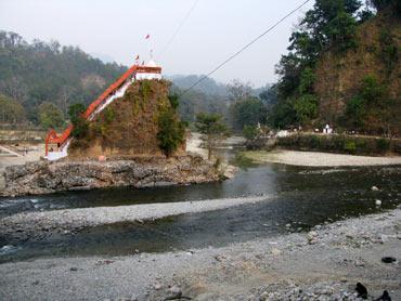 Garjiya Temple, Uttarakhand