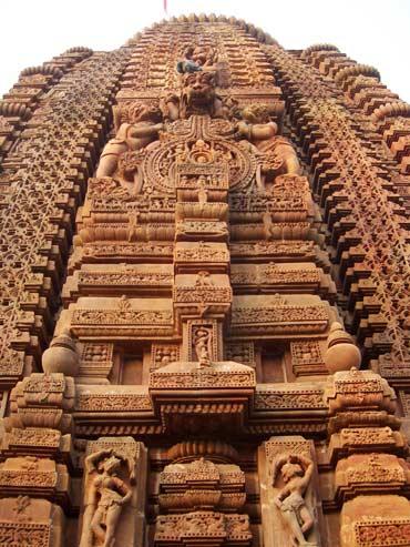 Mukteswara Temple, Orissa