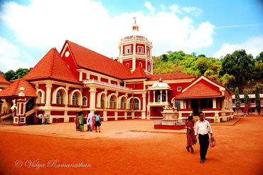 Shanta Durga Temple, South Goa
