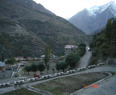 Keylong, Himachal Pradesh