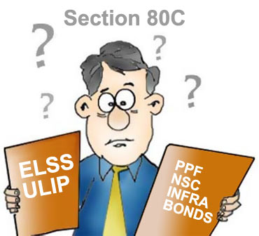 Understanding taxes: Your options under Section 80C