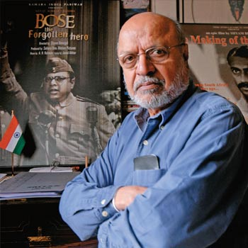 Shyam Benegal, film director and producer