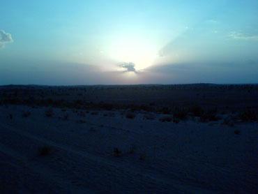 Rajasthan's deserts