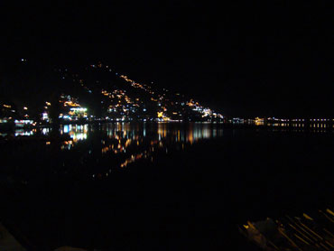 Nainital by night