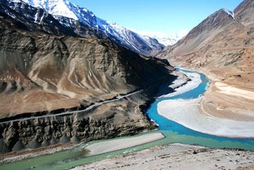 Nimmu, Ladakh