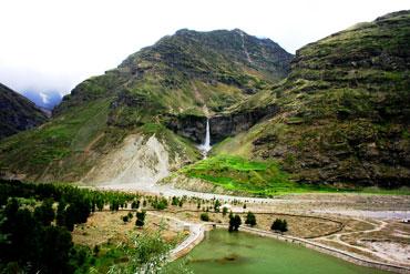 Sissu Village, Himachal Pradesh