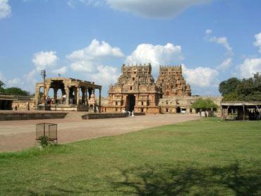 Brihadeeswara Temple, Tamil Nadu