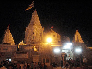 Dwarkadheesh Temple, Gujarat