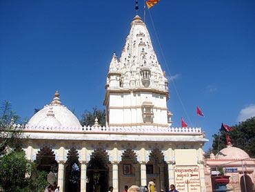 Sudama Temple, Gujarat