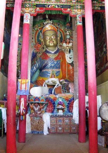 Hemis Gonpa, Ladakh