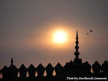 Mecca Masjid, Andhra Pradesh