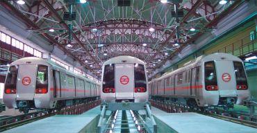 The Delhi Metro