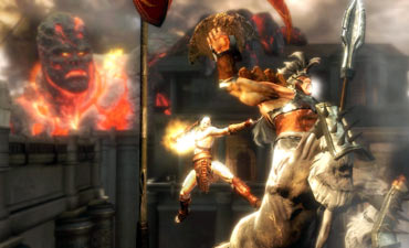 Gaming review: There's never a dull moment in God of War III