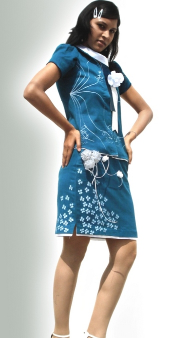 DPOL also makes it possible to have proportionate designs and motifs on a garment