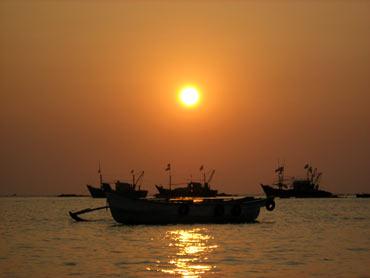 Malvan beach, Maharashtra
