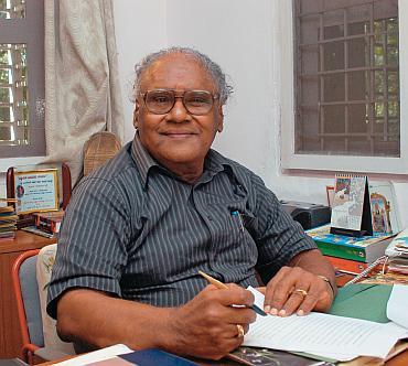 C N R Rao: Chemist and research professor