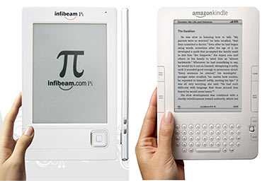 Infibeam Pi and Amazon's Kindle