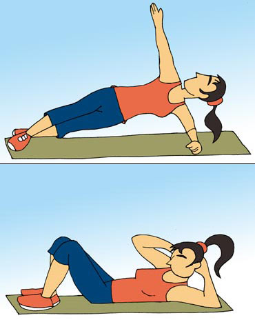 how to hold a plank for 10 minutes