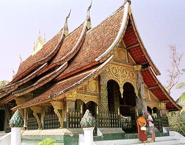 11. Luang Prabang