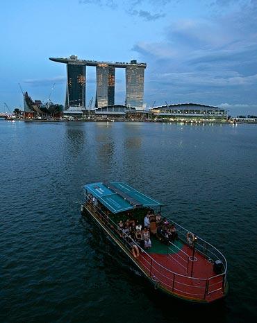 14. Singapore