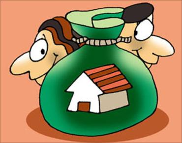 Interest paid on home loans
