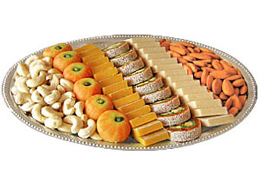 We dont want these diwali gifts do you rediff getahead mithai and dry fruits negle