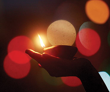 Reflections on Diwali...then and now