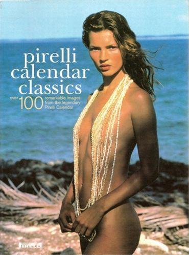 Cover of Pirelli Calendar Classics