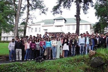 IIM Shillong campus