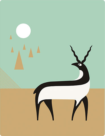 The black buck