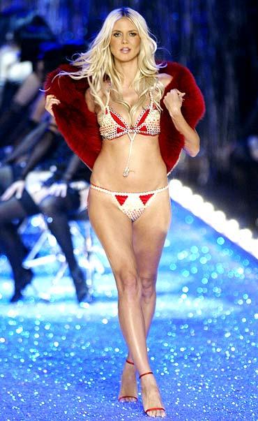 Heidi Klum for Victoria's Secret