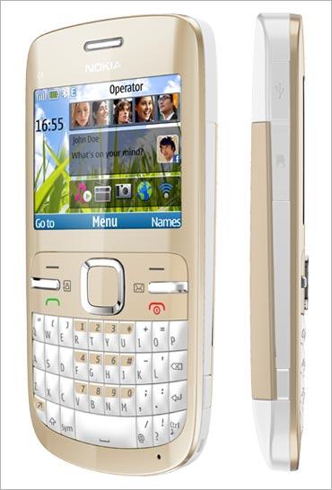 Nokia c3 games